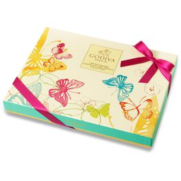 Godiva Assorted Chocolates in Spring Gift Box, 32 Pieces, , large