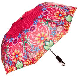 Catalina Estrada Springtime Petals Umbrella, , large