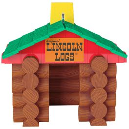 Hasbro® LINCOLN LOGS® Ornament, , large