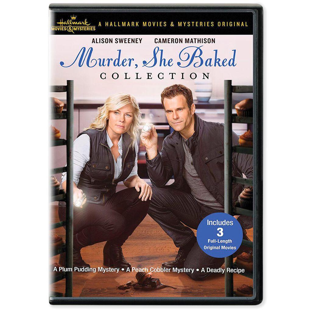 Murder, She Baked DVD Collection - Hallmark Channel - Hallmark