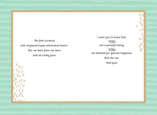 Jill Scott Destined for Happiness Encouragement Card,