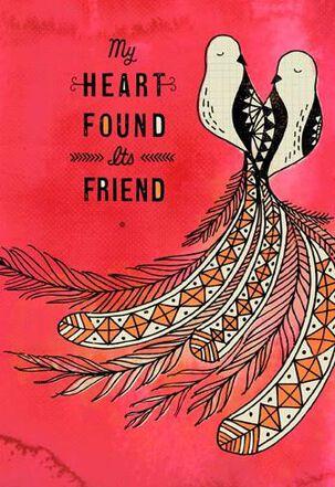 My Heart Found Its Friend