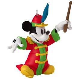 Disney Mickey's Movie Mouseterpieces The Band Concert Ornament, , large