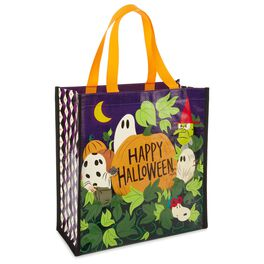 Peanuts® Halloween Reusable Tote Bag, , large