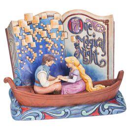 Jim Shore® Rapunzel Storybook Figurine, , large
