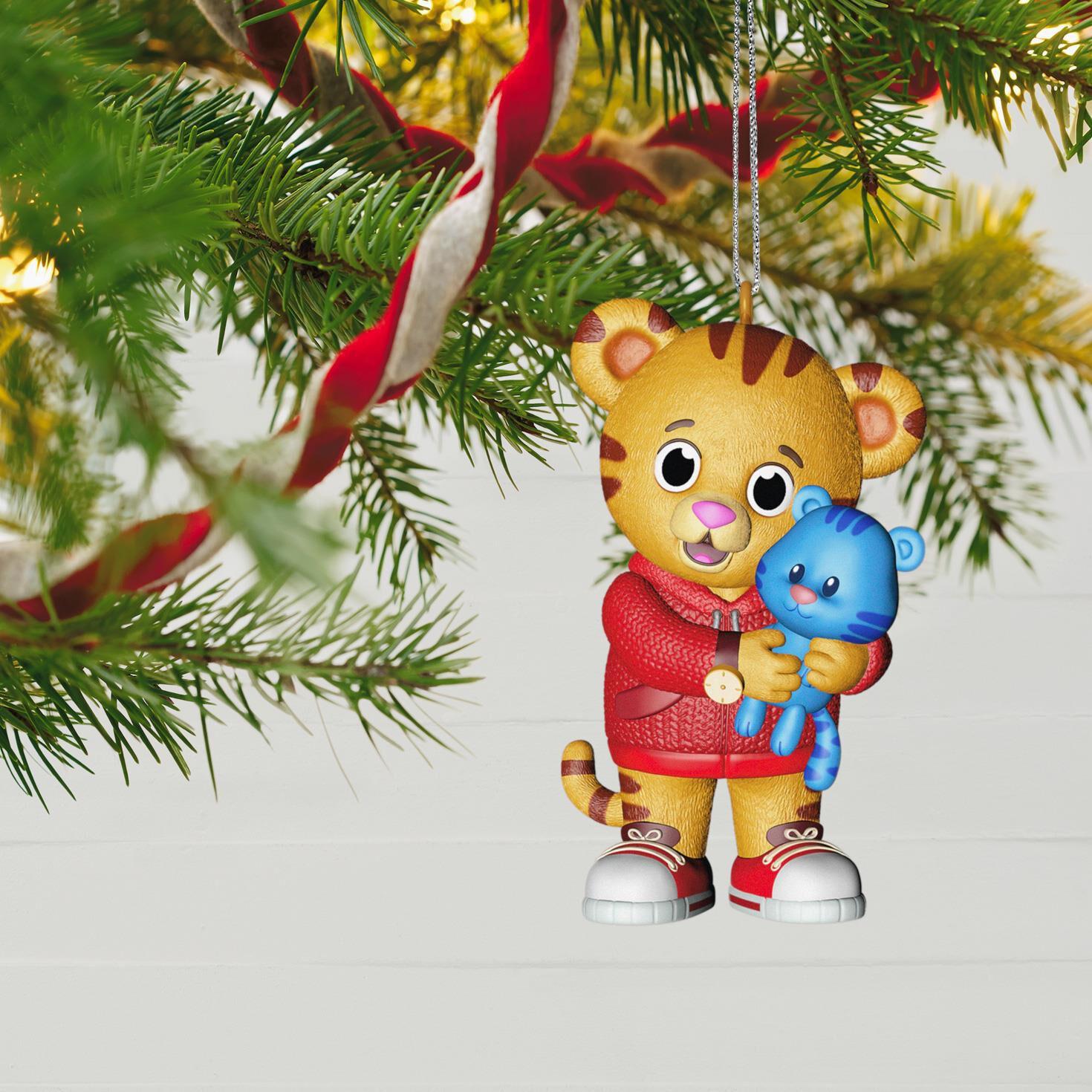 Daniel Tiger's Neighborhood® Daniel and Tigey Ornament - Keepsake ...