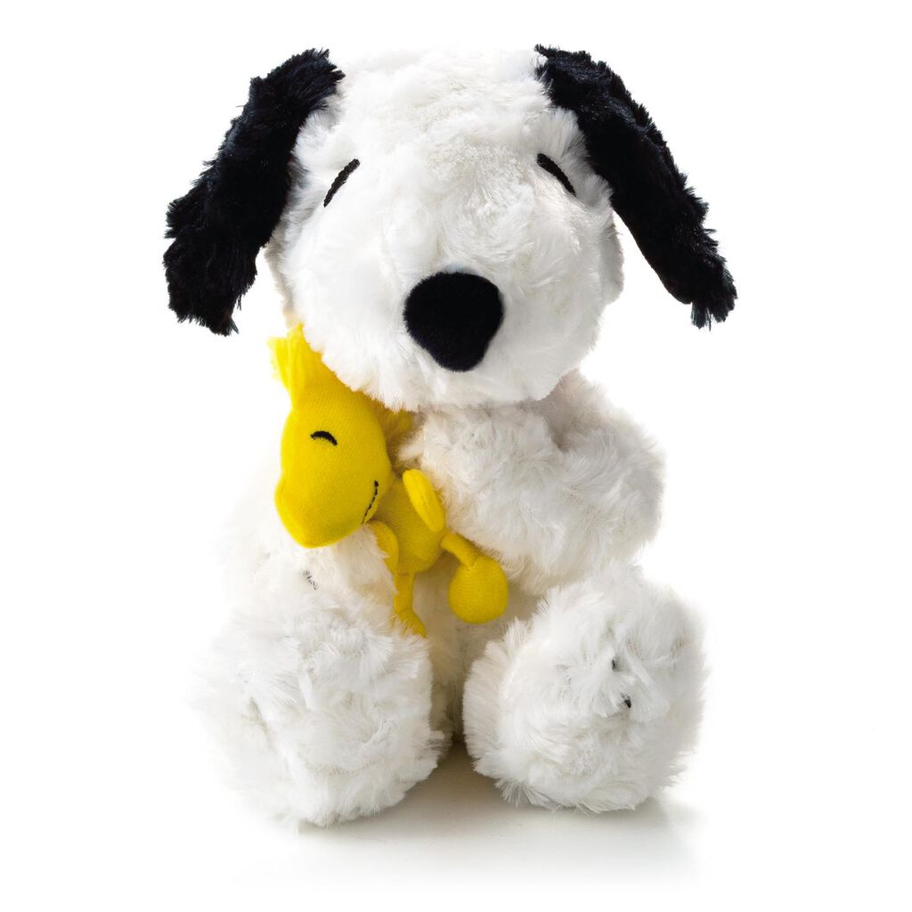 Snoopy And Woodstock Best Friends Stuffed Animal Classic Stuffed