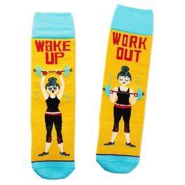 Workout Warrior Toe of a Kind Socks, , large