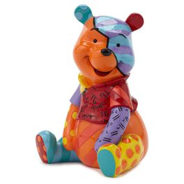 Disney by Britto Winnie the Pooh Figurine, , large