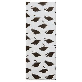 Mortar Board Tissue Paper Pack of 6 Sheets, , large