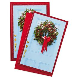 All Good Things Christmas Cards, Box of 40, , large
