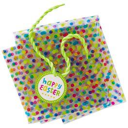 """Clear Easter Basket Bag, 28"""", , large"""