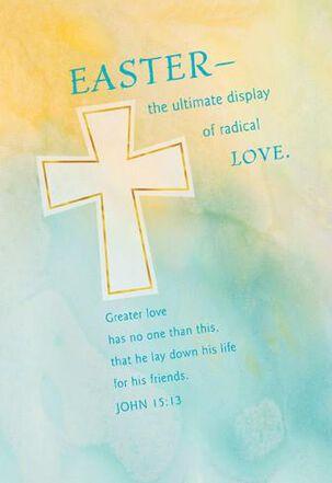 Radical Love Cross