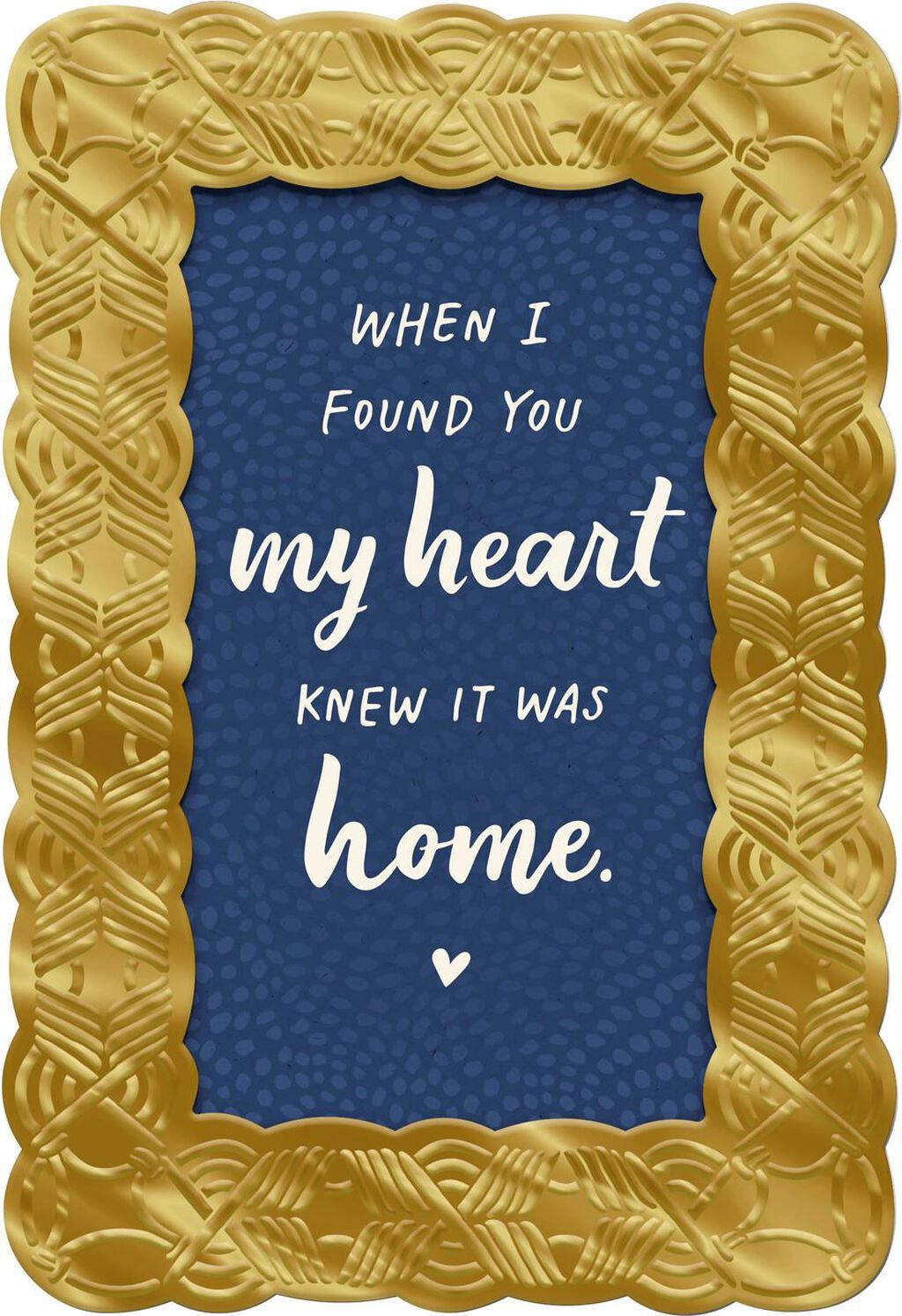 My Heart Is Home Fathers Day Card For Husband Greeting Cards