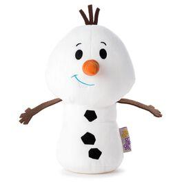 "10.5"" H itty bittys® BIGGY Olaf Stuffed Animal, , large"