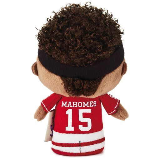 6a51855e ... itty bittys® NFL Player Patrick Mahomes II Stuffed Animal Special  Edition,
