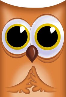 Owl Be Praying for You Care and Concern Religious Card,