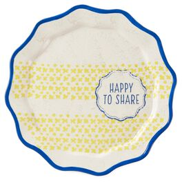 Happy to Share Kitchen Platter, , large
