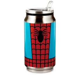 Spider-Man Soda Can Travel Mug, 8 oz., , large