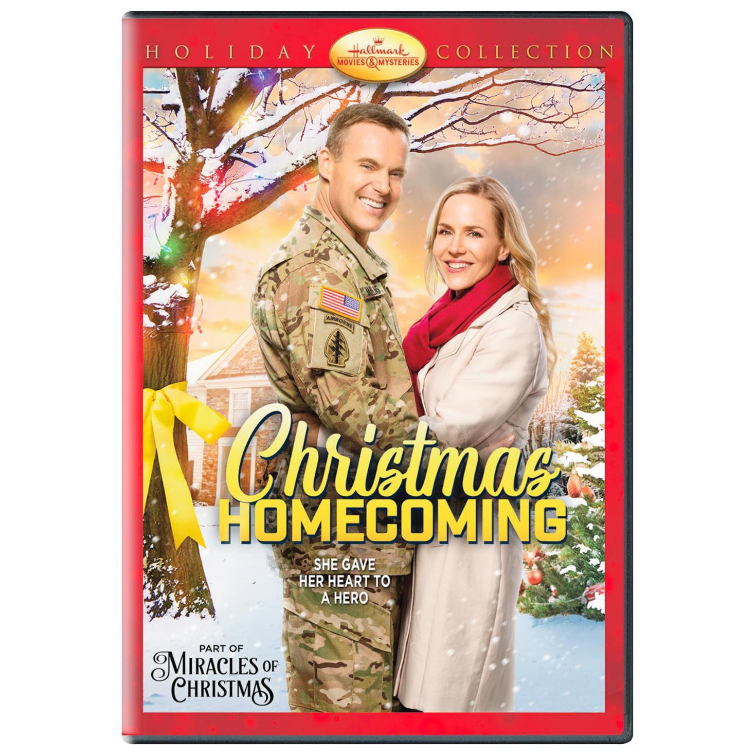 Christmas Homecoming Hallmark.Christmas Homecoming Dvd