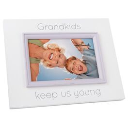 Grandkids Keep Us Young Malden Picture Frame, 4x6, , large