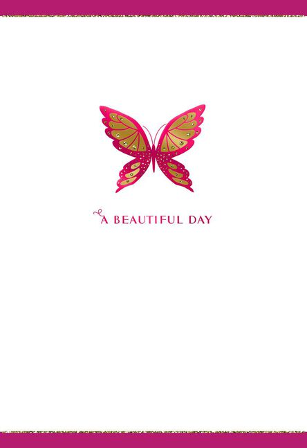 A Beautiful Day Birthday Card For Sister Greeting Cards Hallmark