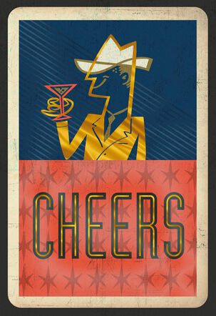 Cheers Birthday Card for Brother-in-Law