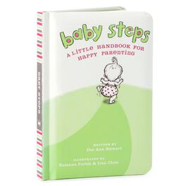 Baby Steps: A Little Handbook for Happy Parenting Gift Book, , large