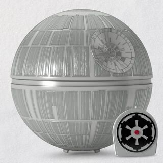 "Star Wars™ Death Star Tree Topper, 6.3"","