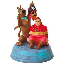 SCOOBY-DOO Saves the Day Sound Ornament, , large