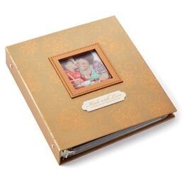Heirloom Recipe Book with Photo Frame, , large