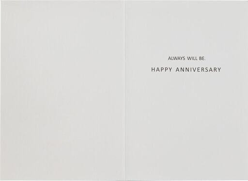 It's Always Been You Anniversary Card,