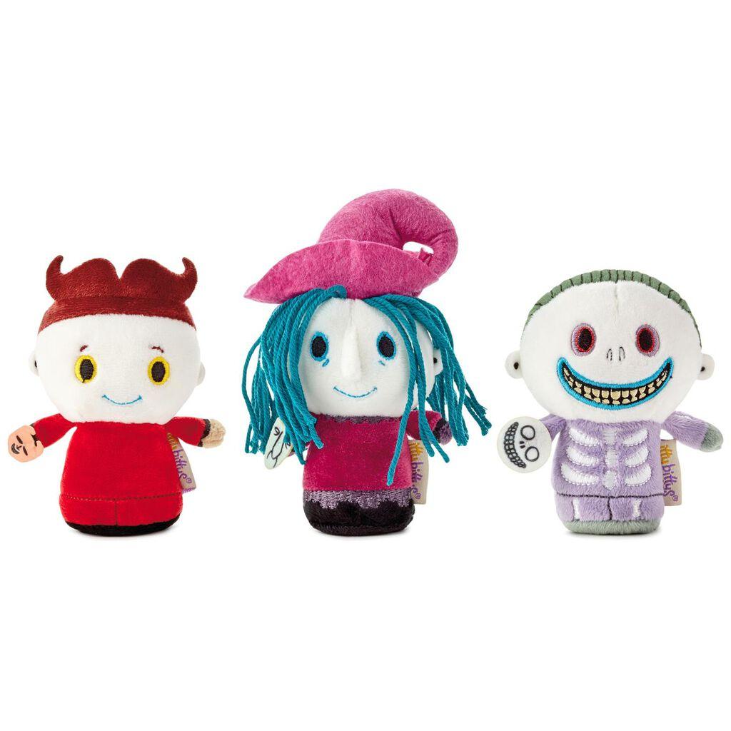 itty bittys® Tim Burton\'s The Nightmare Before Christmas Lock, Shock ...