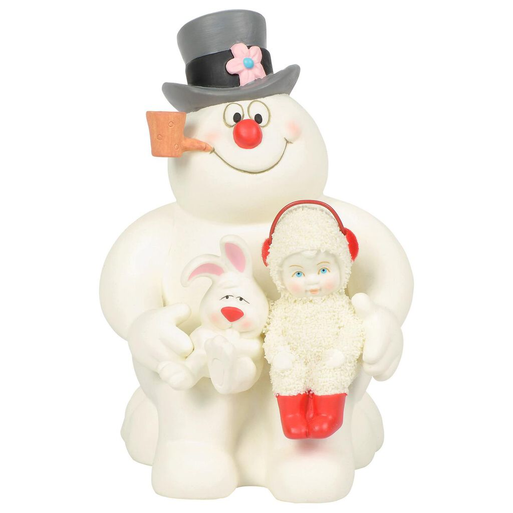 I\'ll Keep You Warm Frosty the Snowman Snowbabies Figurine, 5 ...