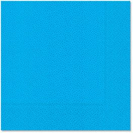 Pebble Blue Lunch Napkins, Pack of 12, , large