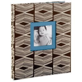Natural Etched Lines Photo Album, , large