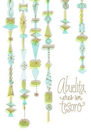 You're a Jewel Birthday Card for Grandma