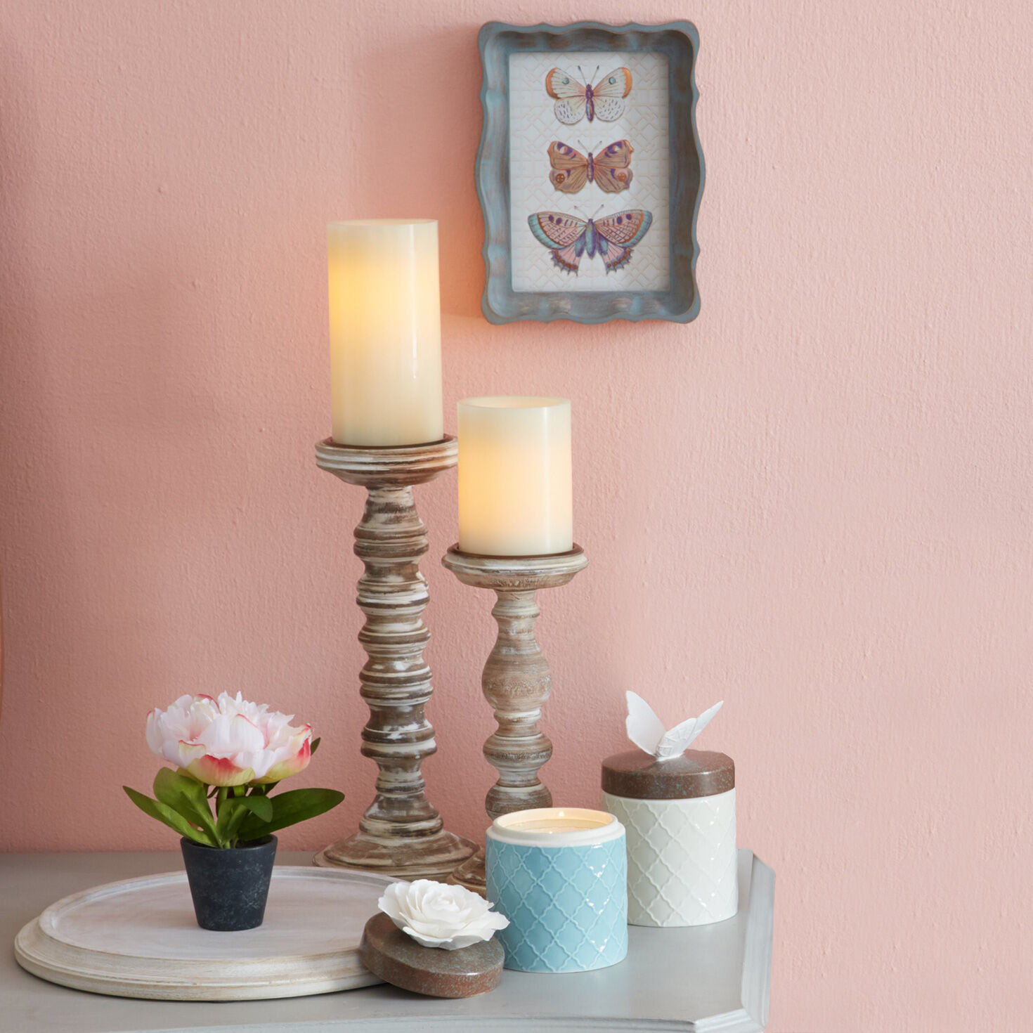 Spring Heritage Home Decor Collection