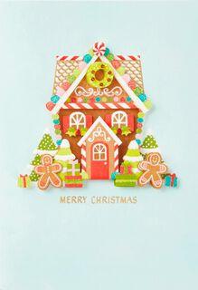 Sweet Holidays Christmas Card,