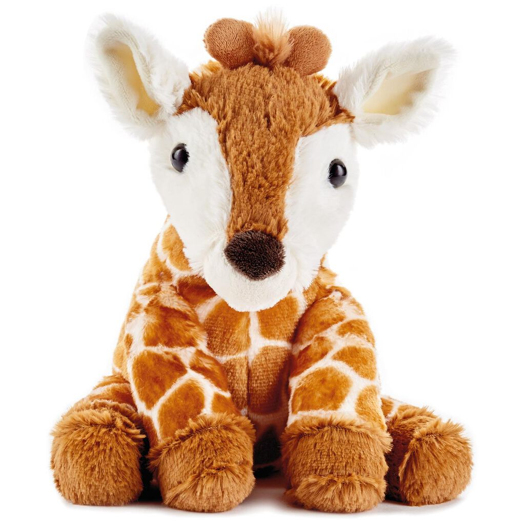 Baby Giraffe Stuffed Animal 8 Classic Stuffed Animals Hallmark