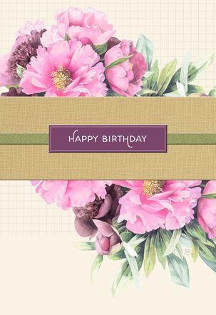 Celebrating You Marjolein Bastin Birthday Card