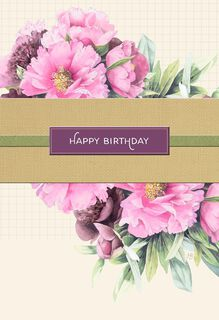 Celebrating You Marjolein Bastin Birthday Card,
