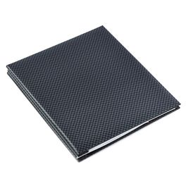 Large Black Chevron Photo Album, , large