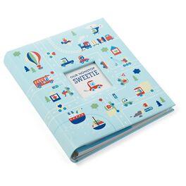 Transportation Memory Book, , large