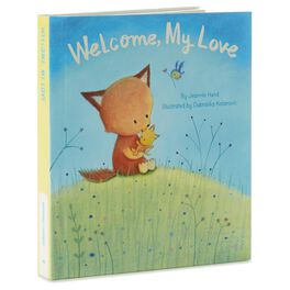 Welcome, My Love Recordable Storybook, , large