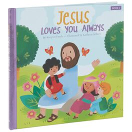 Jesus Loves You Always Book, , large