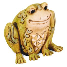 Jim Shore® Mini Frog Figurine, , large