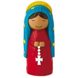 Our Lady of Guadalupe Faith Friends Figurine, , large