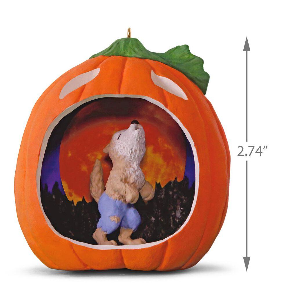 Happy Halloween! Werewolf Halloween Ornament - Keepsake Ornaments ...