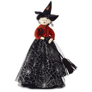 Willa the Witch Decorative Figurine,